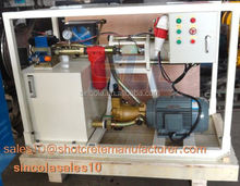 Less weight easy to carry good reputation deep well grouting injection pump