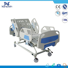 Easy Fold electric remote control icu hospital bed