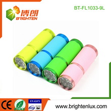 China Factory Supply Cheap Promotional gift Cheap Aluminum Small Handheld cheap flashlight pens
