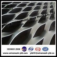metal desplegado de aluminio para la fachada del edificio