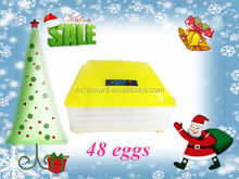 Family type energy saving 2014 Newest 48 egg mini incubator