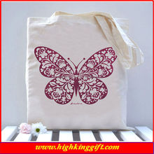 2014 Alibaba China Manufacturer Promotional Natural Cotton Tote Bags