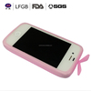 Rabbit silicone mobile phone case for any different cellphone model