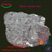 2015 Manufacturer Ferro Calcium Silicon for Steel Making