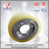 Hyundai Handrial Drive Wheel, Escalator Handrail Wheel, 135*35mm