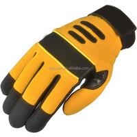 Slip Resistance Performance Leather Work Glove