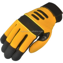 Slip Resistance Performance Leather Work Glove