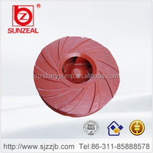 Single Stage Mill Discharge High Chrome Water Pump Impeller