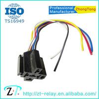 ZT304 Sockets/Connectors/Plugs omron relay socket