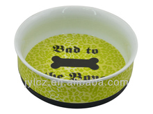 2014 hot selling pet bowls feeders