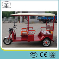 48v 2200w electric tricycle