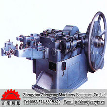 ZY ruable common iron nails making machine from waste rebar