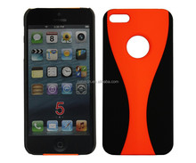 Luxury Genuine Leather Covers Thin Cell Phone Cases For Apple iPhone 5g/5s
