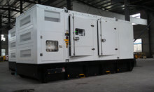 400KVA customized canopy type silent diesel generator