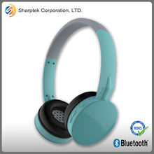 Best Colorful With Microphone Stereo Headphone