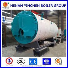 automatic 3 pass steam generator ship steam boiler/diesel oil steam boiler