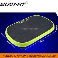 full body vibrator Crazy Fit Massage Vibration Slim Massage with exercise Pull rope