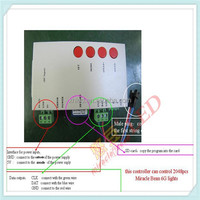 china supplier rgb led controller with rgb led controller wifi