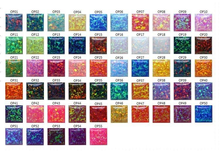 opal color chart1(dot cut)