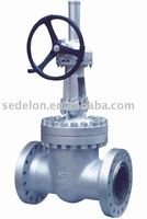 Gear operate Stainless Steel gate valve