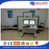 Dual View X-ray Screening System xray baggage scanner,baggage and parcel inspection To find the threats in the baggage