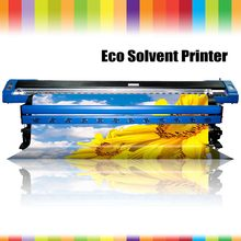 New new arrival eco solvent printer plotter