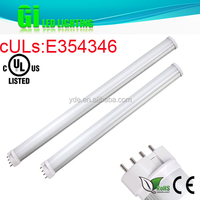 UL cUL listed 2G11 LED fluorescent tube with Patent pending