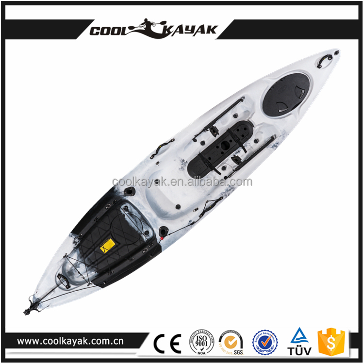 12 Ft No Inflatable Kayak Fishing Boats China View