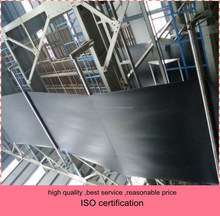 reinforced waterproof roofing architectural membrane ,PVC membrane structure material in China .