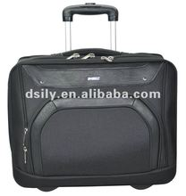 Black Polyester Trolley Case X8006S120012