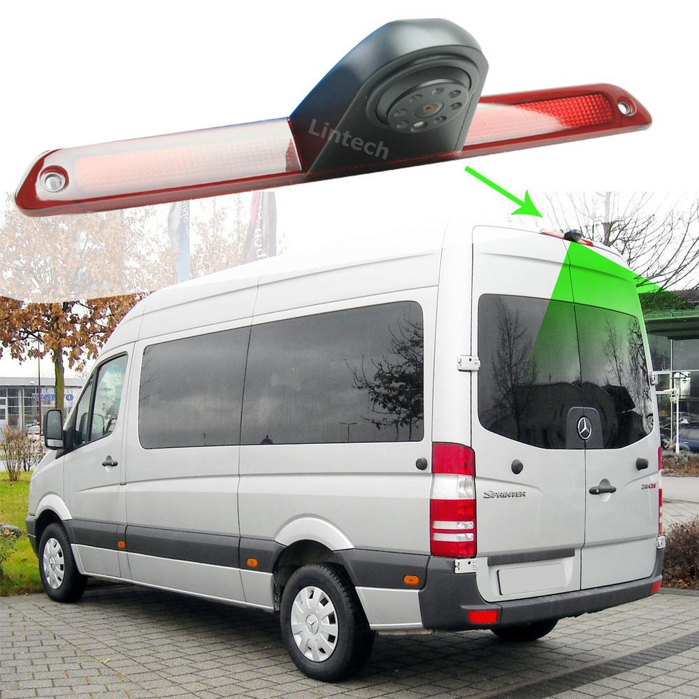 nouveau design cam ra de recul pour mercedes benz sprinter pour camions syst me d 39 assistance. Black Bedroom Furniture Sets. Home Design Ideas