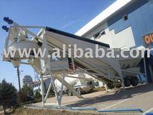 Mobile Concrete Plant 90 m3 year 2010