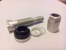 4 pcs/lot TPMS Tyre Pressure Sensor Valve Repair Kit for Peugeot Citroen PSA
