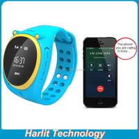 GPS Personal Position Tracking System New GPS Position Online Smart Tracking Watch Phone For Kids