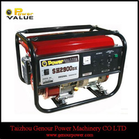 SH2900 2kw elemax gasoline generator with cheap price and high quality for sale