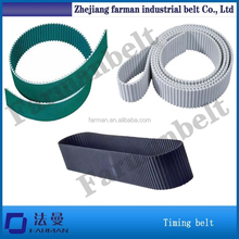 High quality V belt and timing belt with non standards