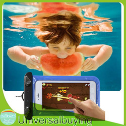 Waterproof Bag of 2m underwater proof with PVC material and 4-5 inches for any cell phone