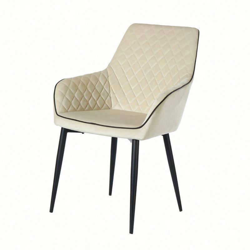 Tek yeni modern oturma odası kumaş koltuk takımı tasarım sandalye Lüks oturma odası kanepe Fransa beyaz ahşap mobilya
