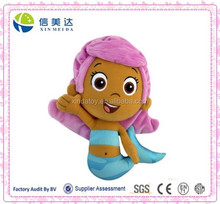 New arrival Plush Bubble Guppies Molly toy for girls