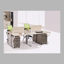 Fashionable 4 pc executive office table design