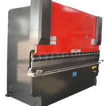 WC67Y-500T/7000 CNC metal steel stainless plate sheet bending machine cnc control hydraulic reliable press brake made in china