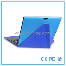 windows tablet keyboard folio case for 10.1 inch tablet with high quality