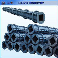 800mm diameter Concrete pipe Pile mould and concrete pile making machine