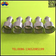 CNC machining Precision Medical equipment parts by lathe processing