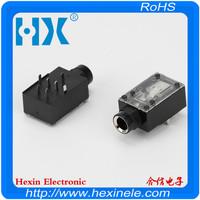 6.35mm Stereo Jack Plug to 3 RCA