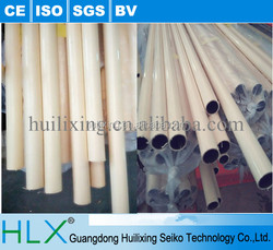 Diameter about 27.6mm -28.3mm PE Pipe ,polymer plastic coated pipe (lean tube), which the outer and inner are composite plastic