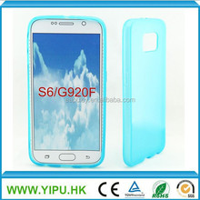 new products for samsung s6 rubber gel tpu cover case