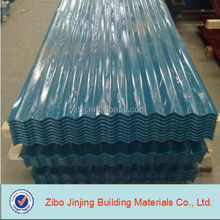 Colour Corrugated Metal Roofing