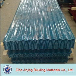 Colour Corrugated Sheet Metal Roofing
