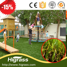 15% discount 25mm High quality synthetic artificial turf short natural grass for garden